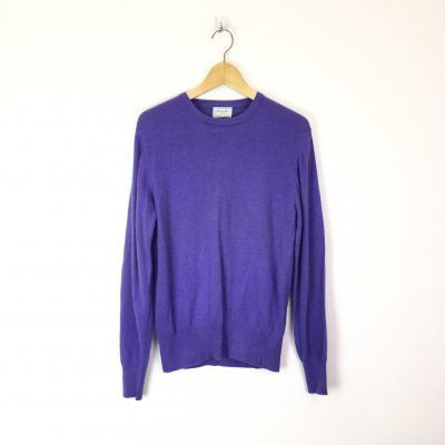 Vintage Purple Benetton Jumper