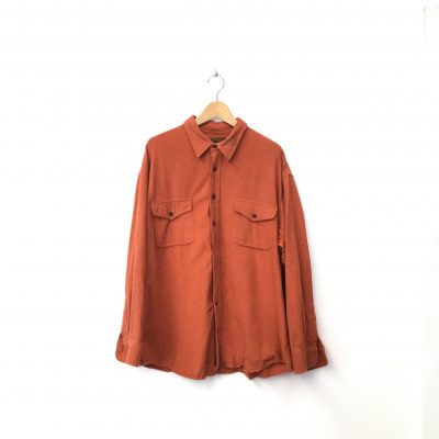Vintage Fleece Shirt
