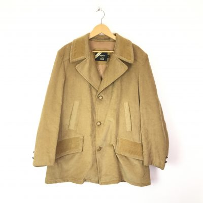 Vintage Sears Corduroy Coat