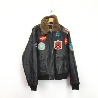 Vintage 80's Avirex Flight Jacket