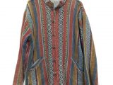 Vintage Treska Embroidered Carpet Jacket