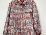Rare Vintage 1970s Budweiser Swingster Quilted Jacket